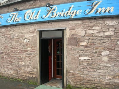Restaurante The Old Bridge Inn