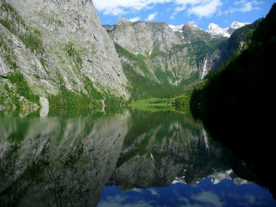 Obersee Lake