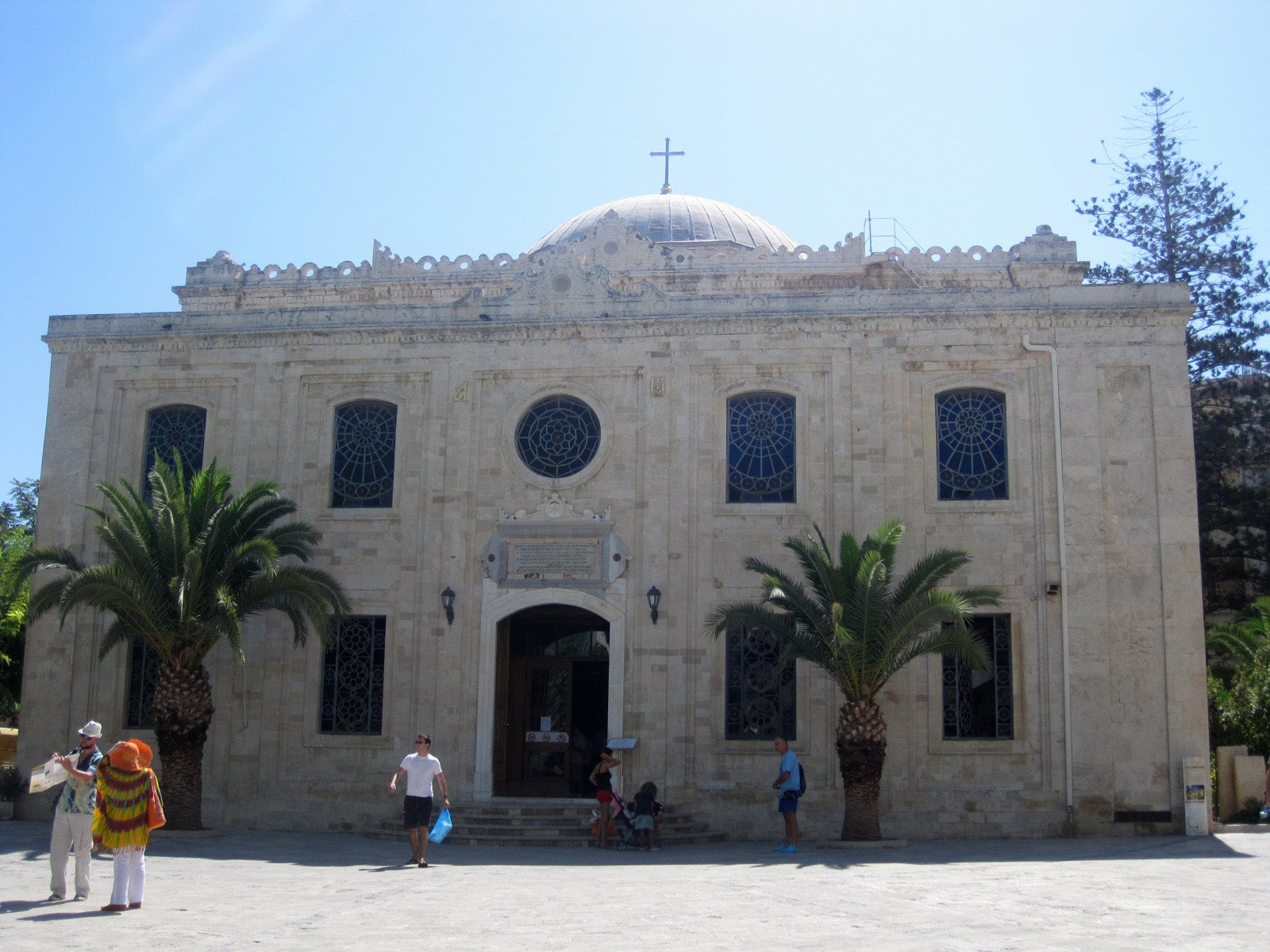 Agios Titos Church