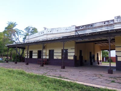 Ols station of Aregua