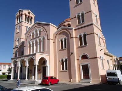 Holy Catholic Bishopric Church of Panagia