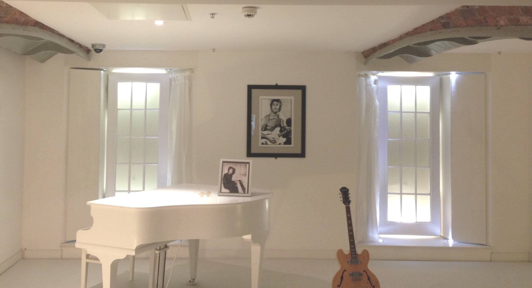 Finca en The Beatles Story
