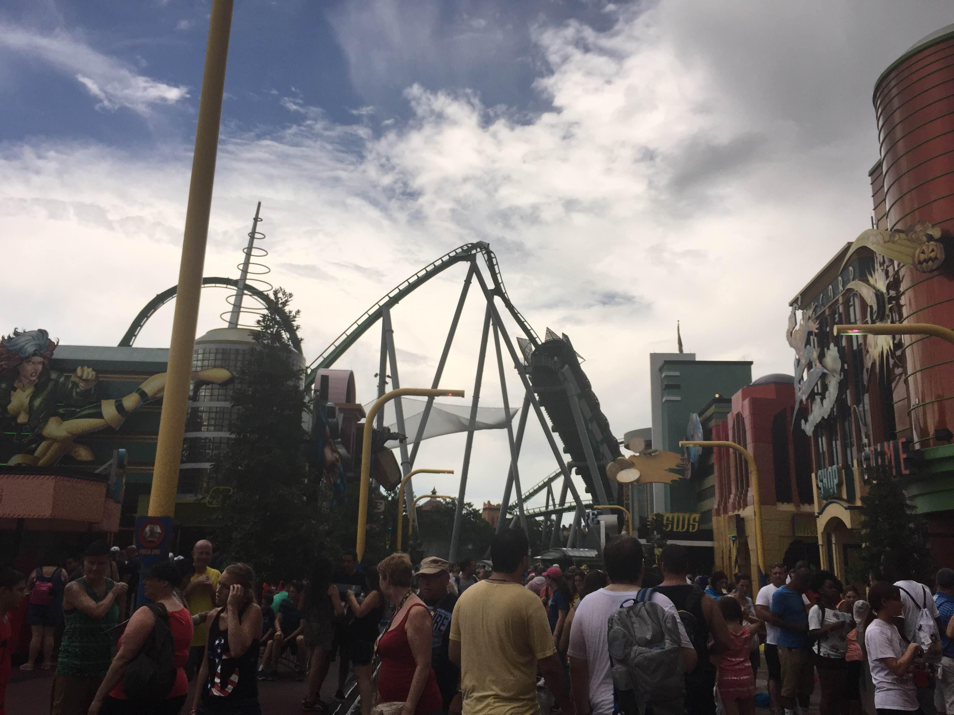 Parque en Islands of Adventure