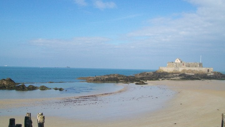 Resort en Playa de Saint Malo