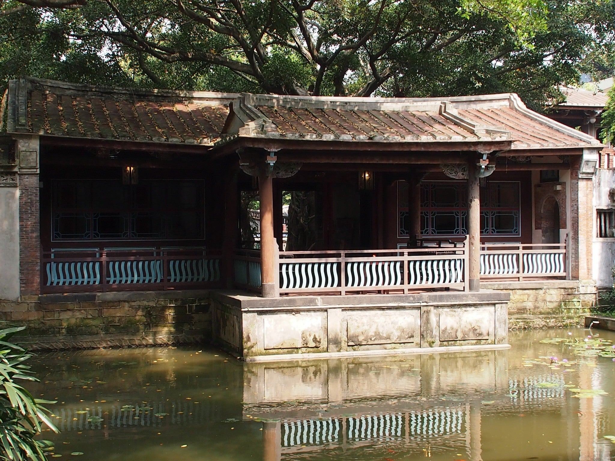 The Lin Family Mansion and Garden