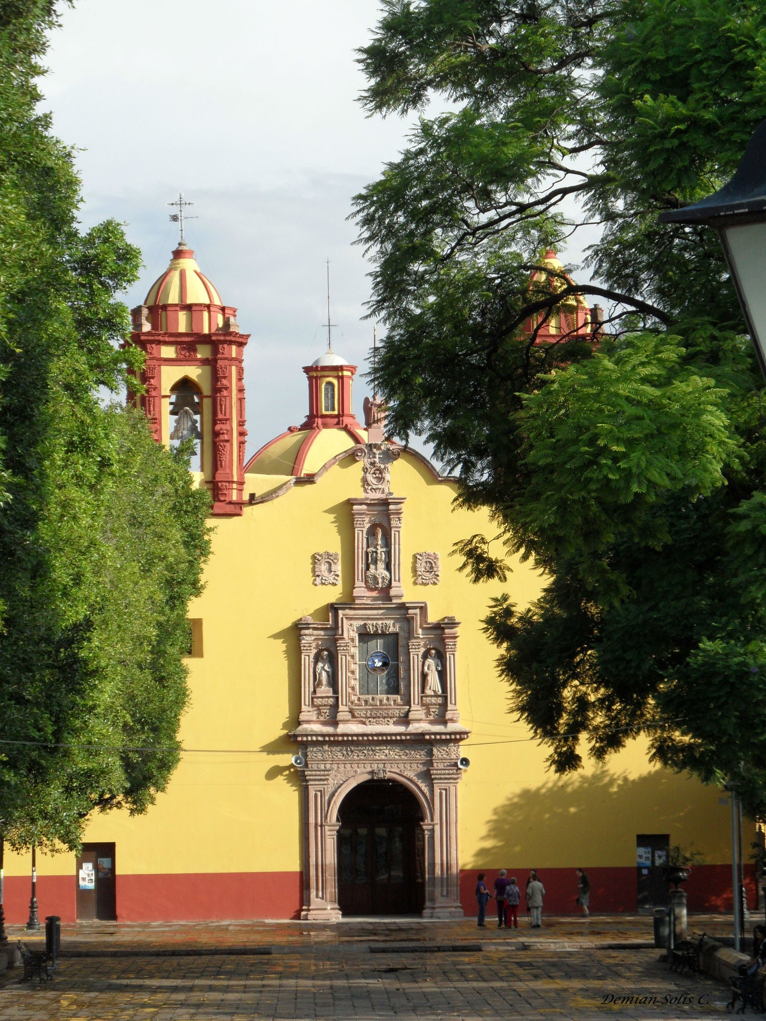 Historic Centre of San Luis Potosí