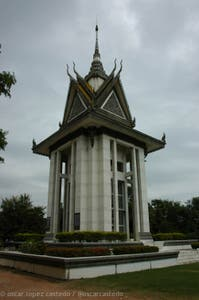 Choeung Ek Extermination Fields