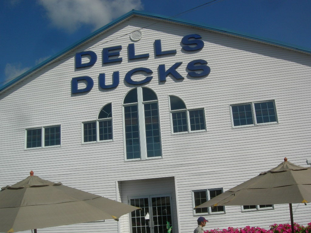 Wisconsin Dells Army Ducks