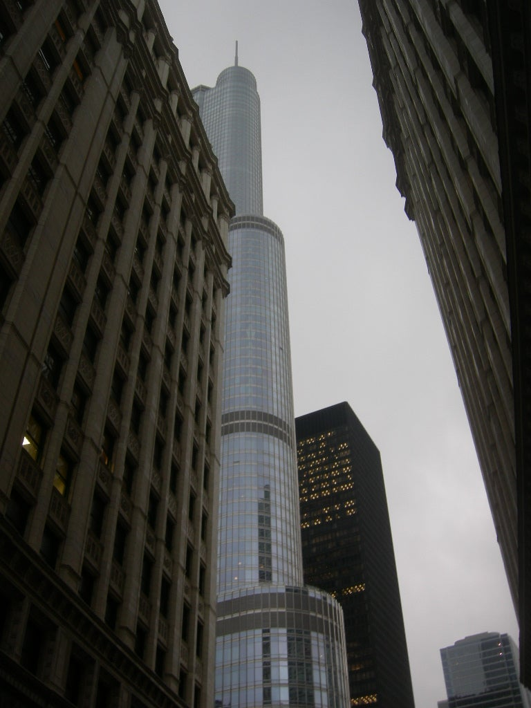 Ciudad en Trump International Hotel and Tower Chicago
