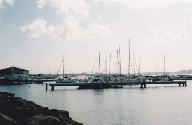 Marina Fort Louis