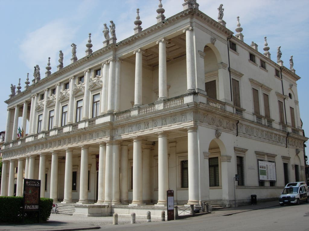 Guide to the Churches & Palaces of Vicenza
