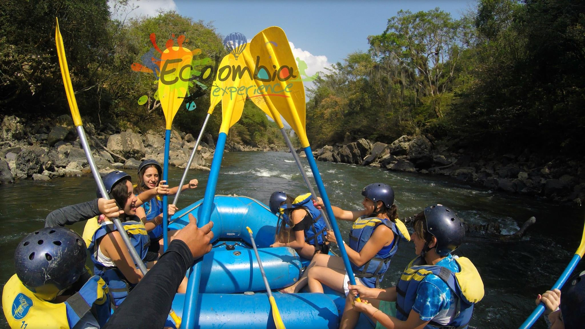 Sports in Ecolombia experience