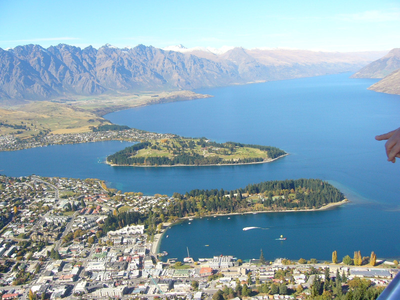 Mar en Skyline Queenstown