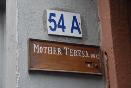 Mother House de Madre Teresa