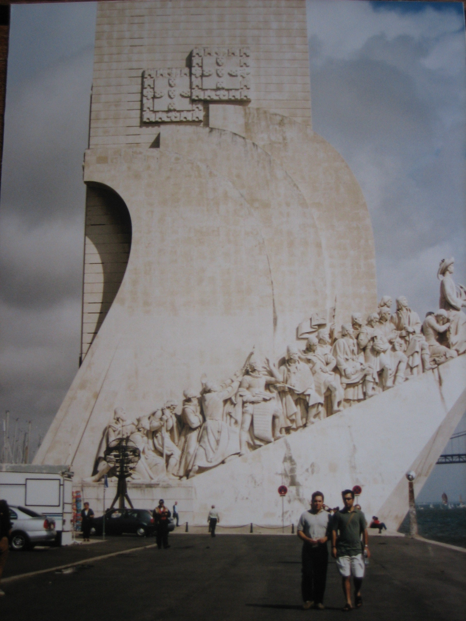 Tourism in Belém Tower