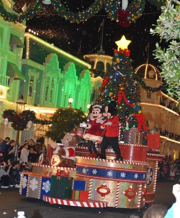 Mickey's Merry Christmas Party