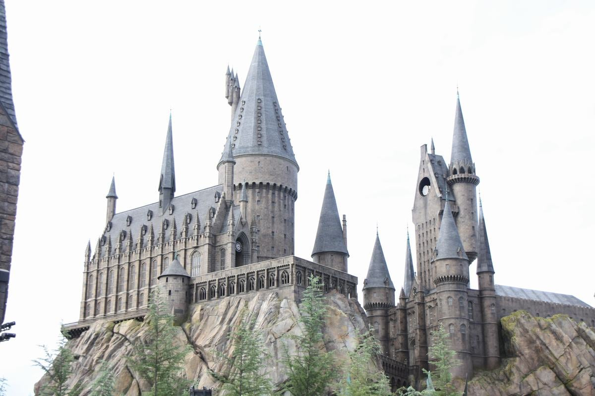 Catedral en The Wizarding World of Harry Potter