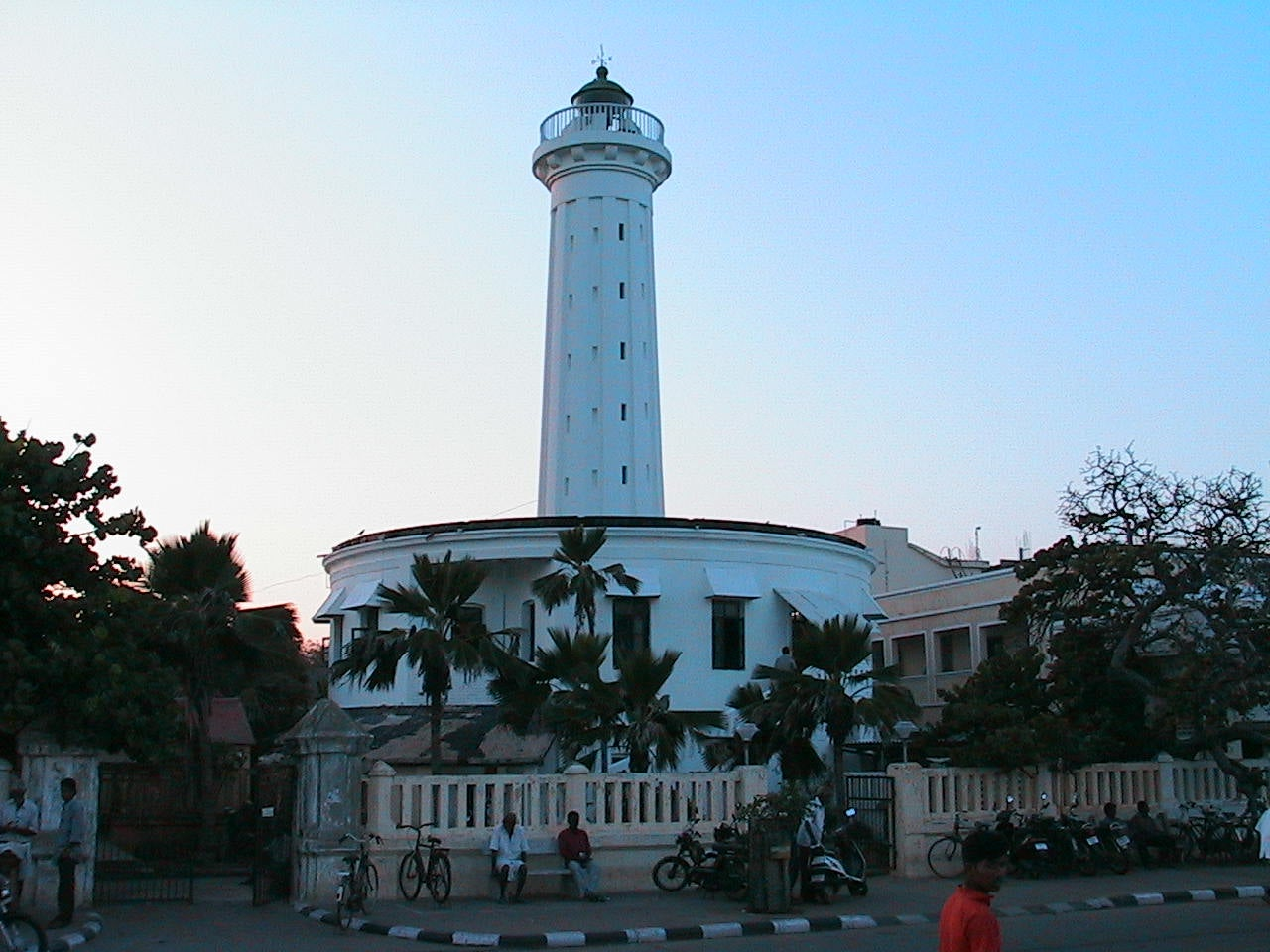 Plaza en Pondicherry