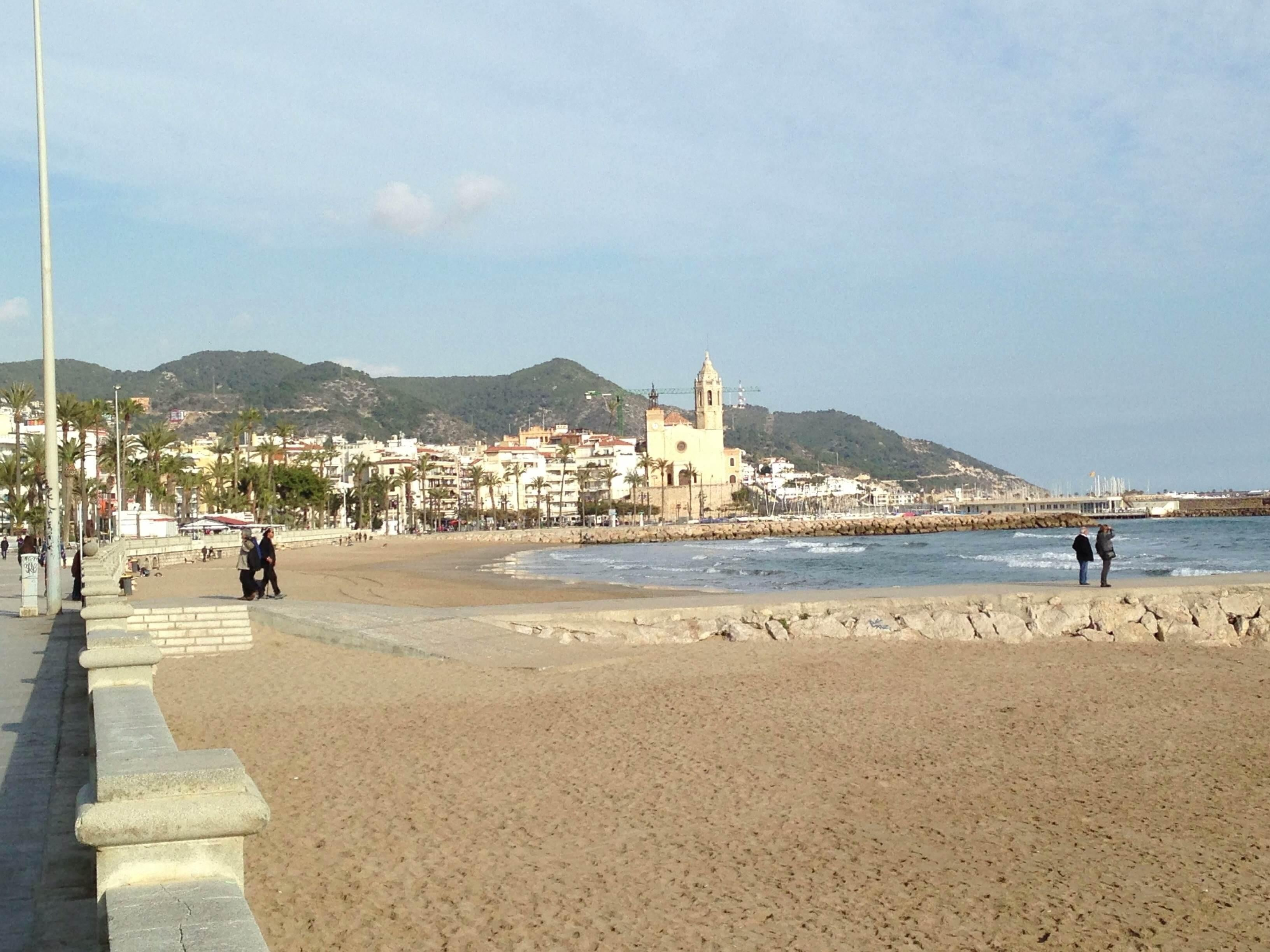 Body Of Water in Sitges