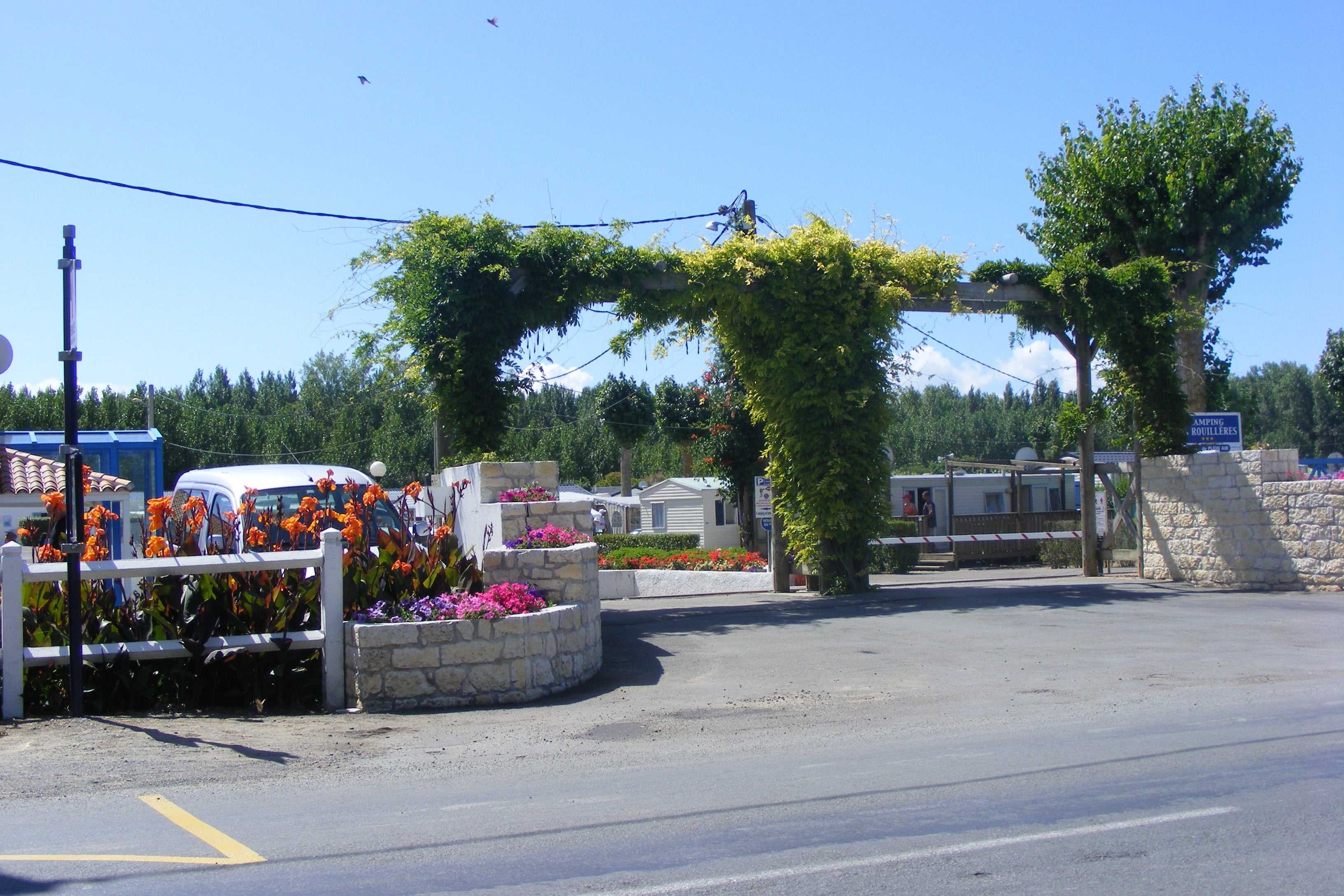 Camping Les Rouillères