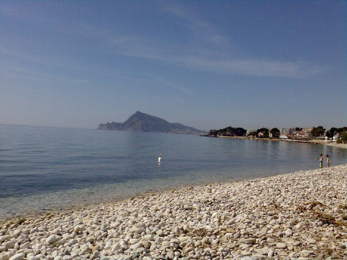 Mar en Altea