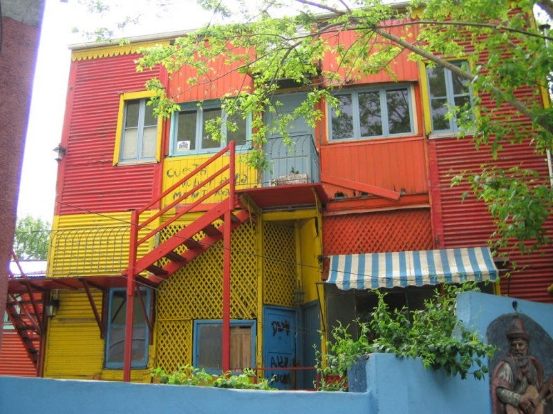 Resort en Barrio de La Boca