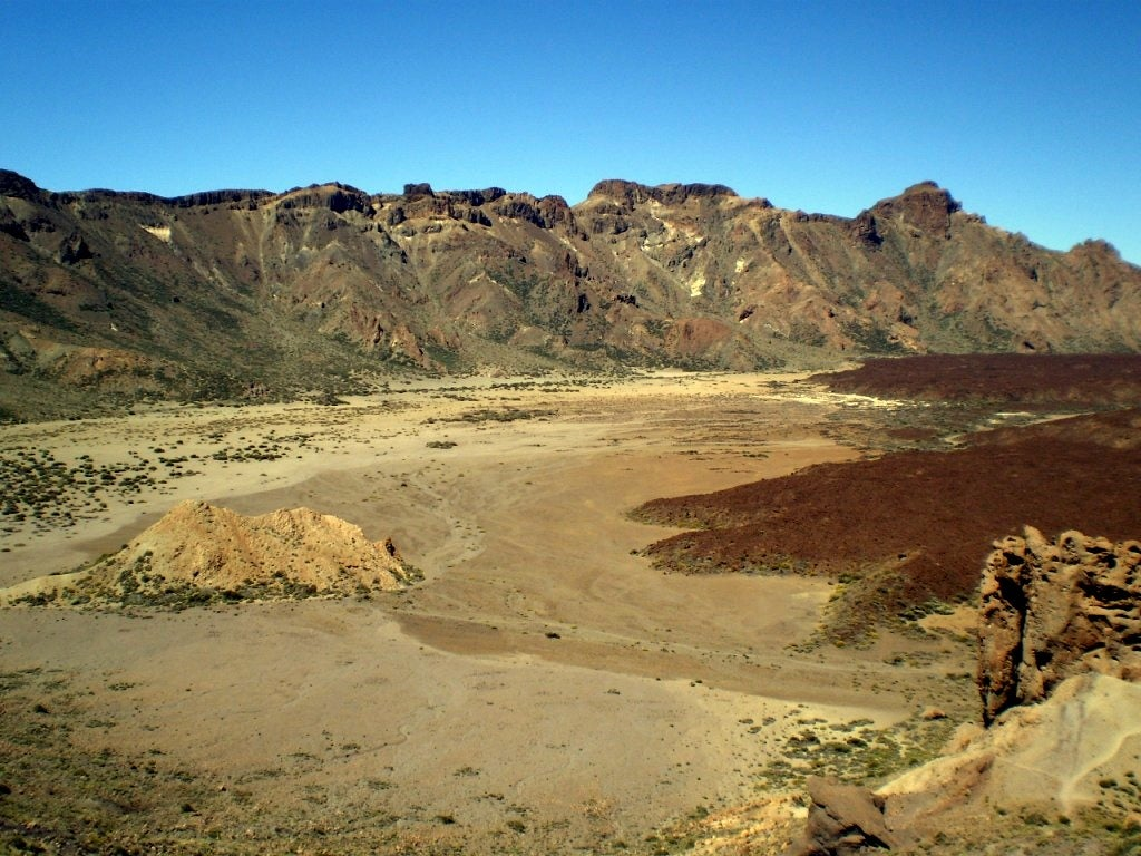 Parc national du Teide