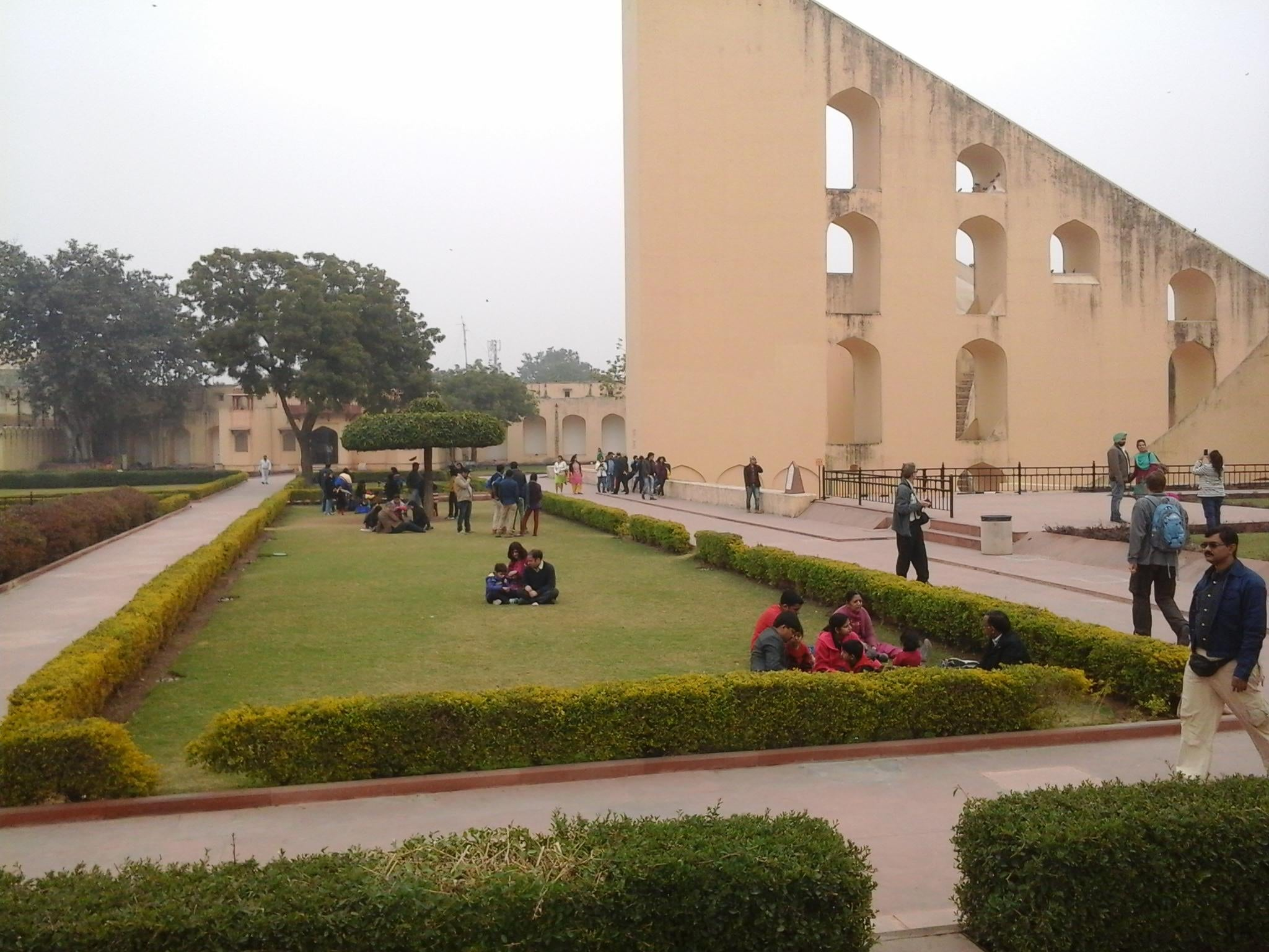 Universidad en Jantar Mantar