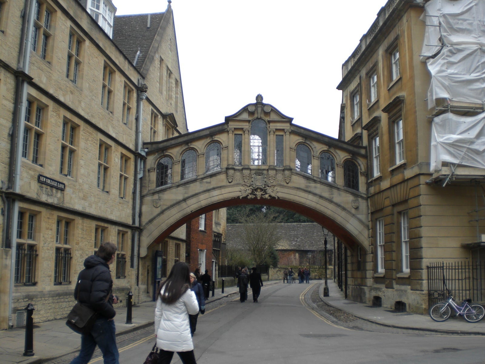New College Lane