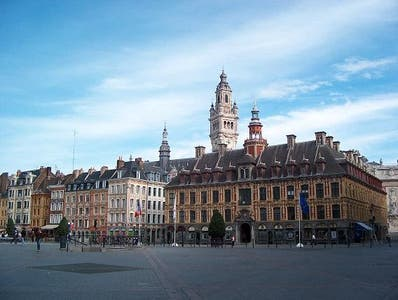 Grand Place - Plaza del General Charles de Gaule