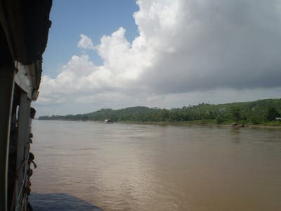Thalwin River