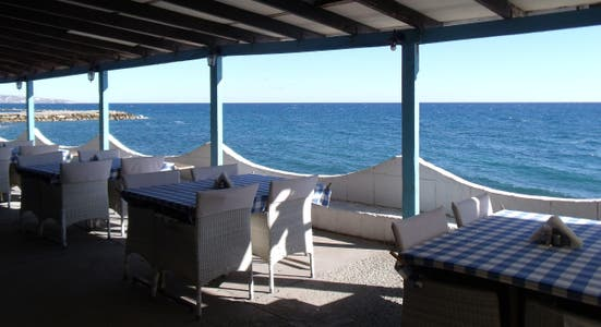 Restaurante Blue-Coast (Limassol)