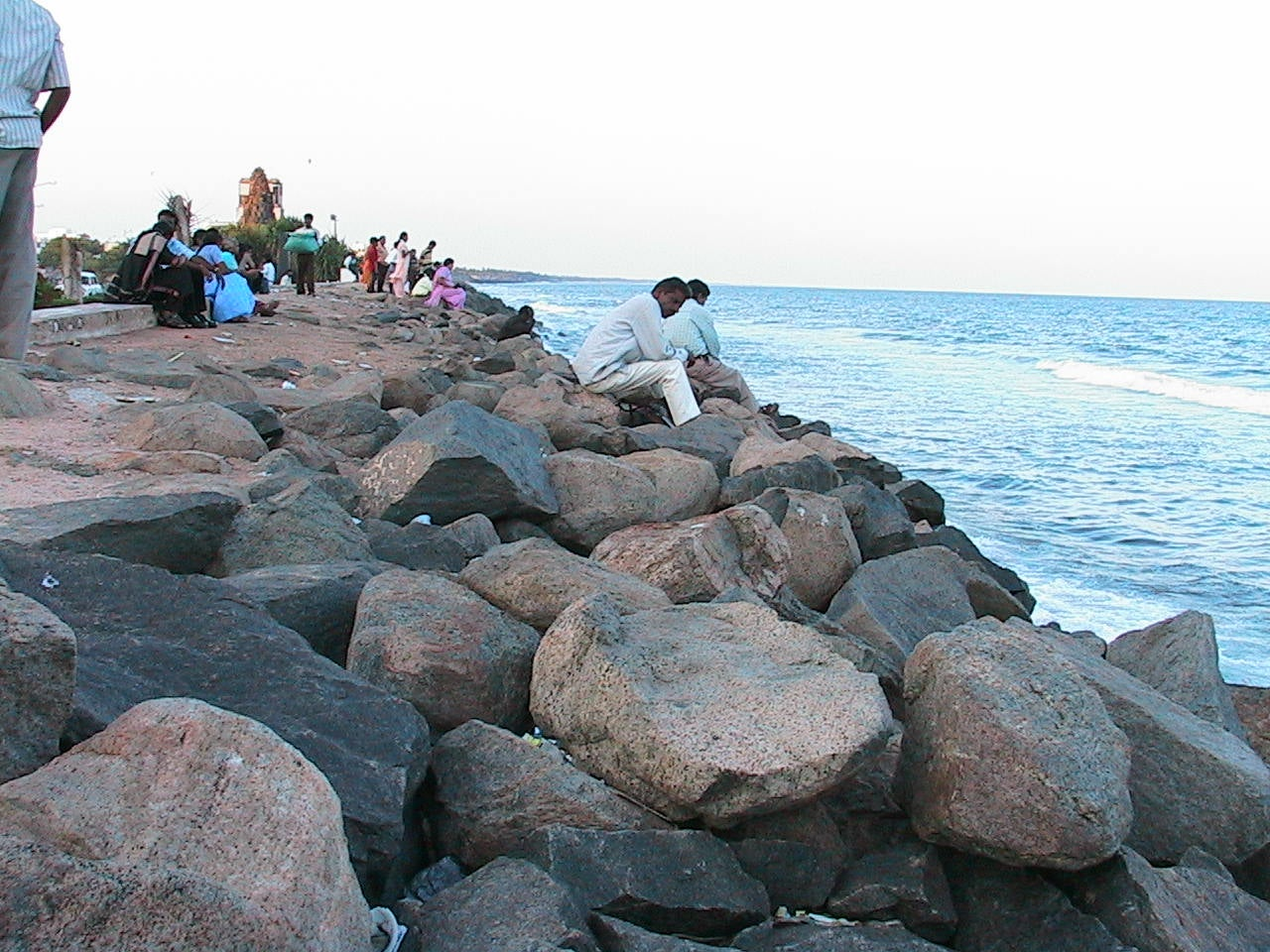 Playa en Pondicherry