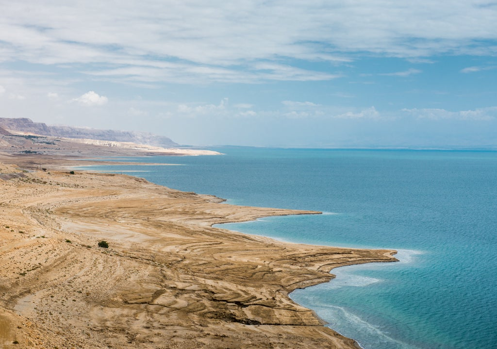 The Dead Sea (Ein Gedi)
