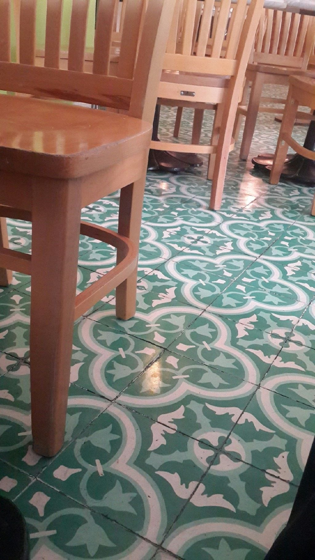 Flooring in Agua y Sal