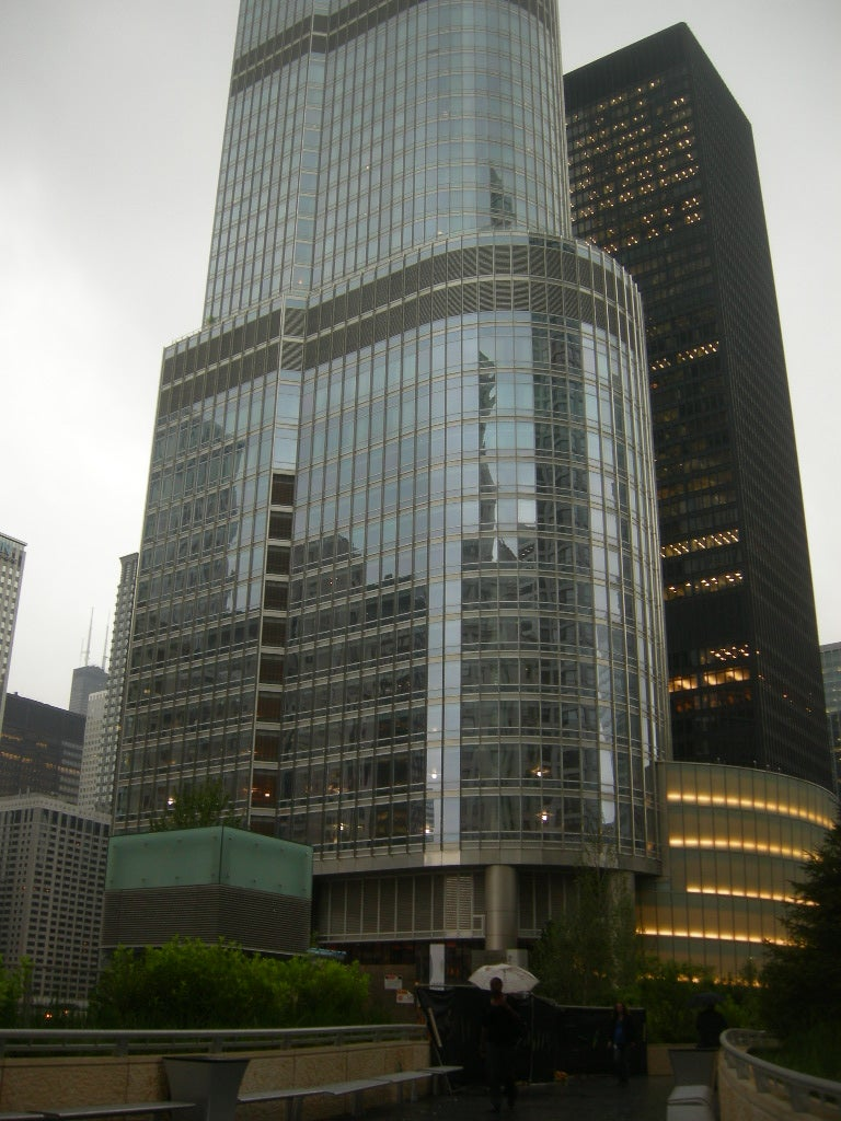 Edificio en Trump International Hotel and Tower Chicago
