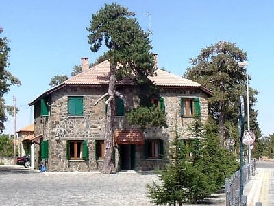 Troodos square