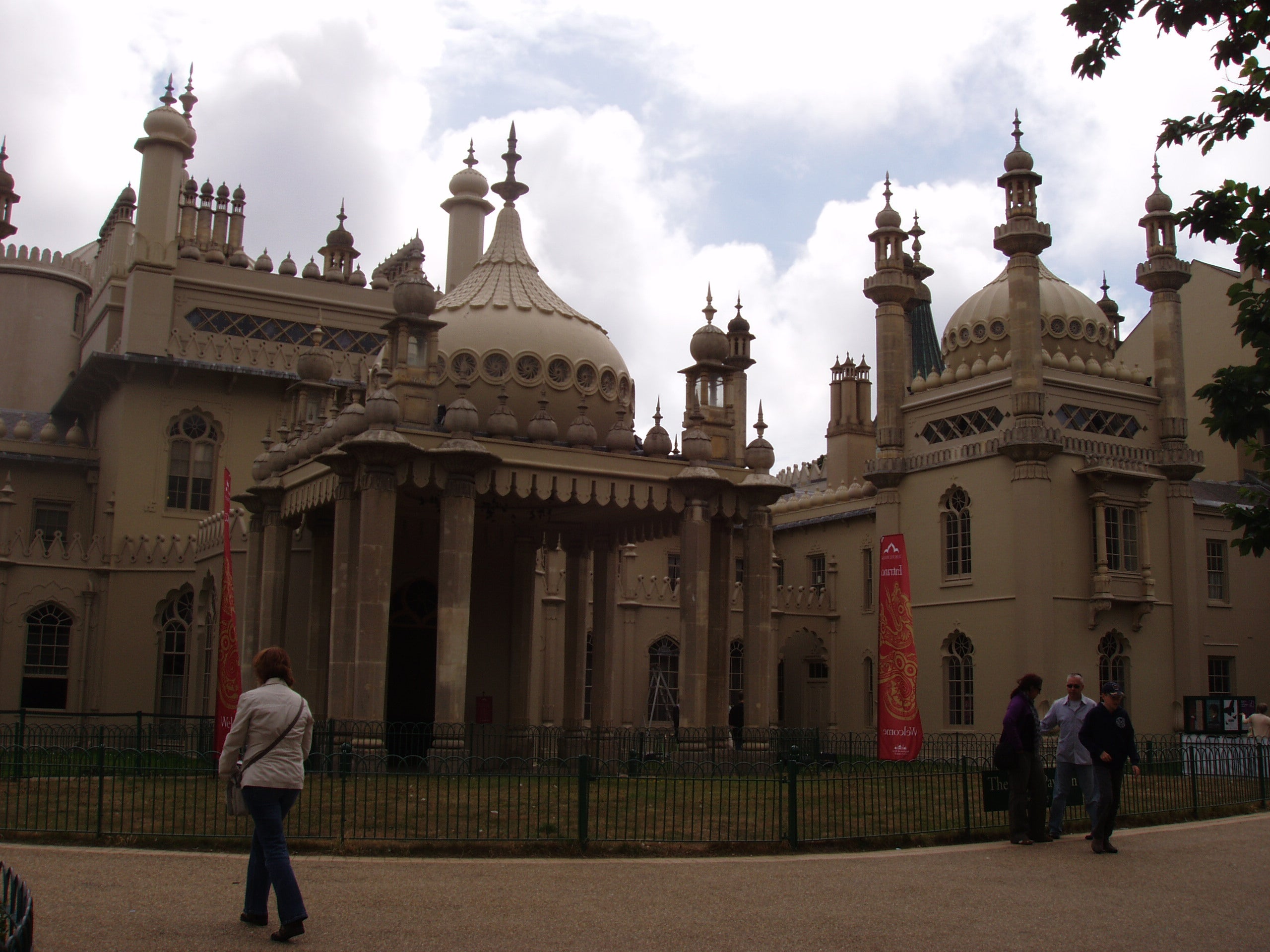 Plaza en Royal Pavilion