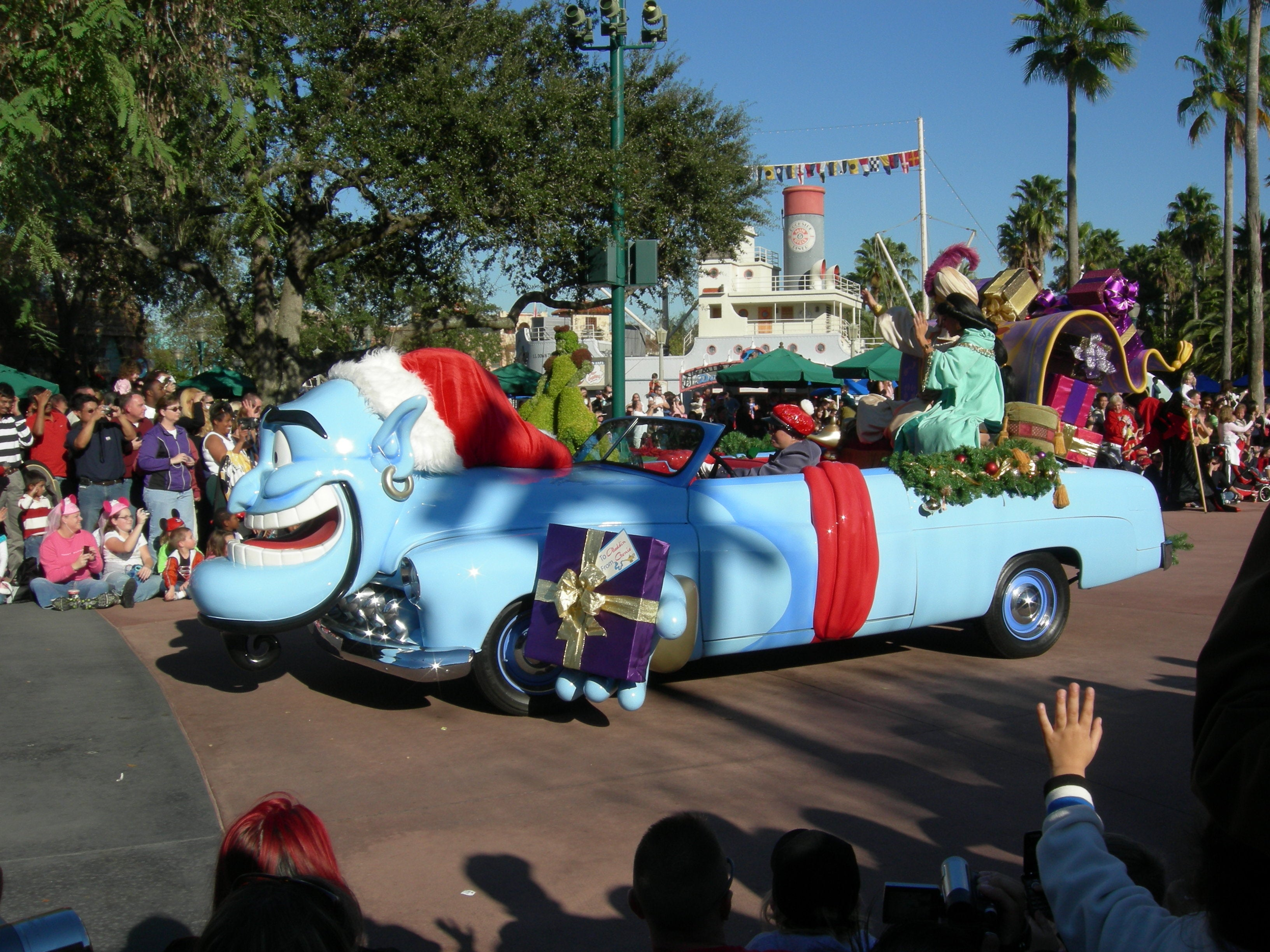 Festival en Disney's Hollywood Studios