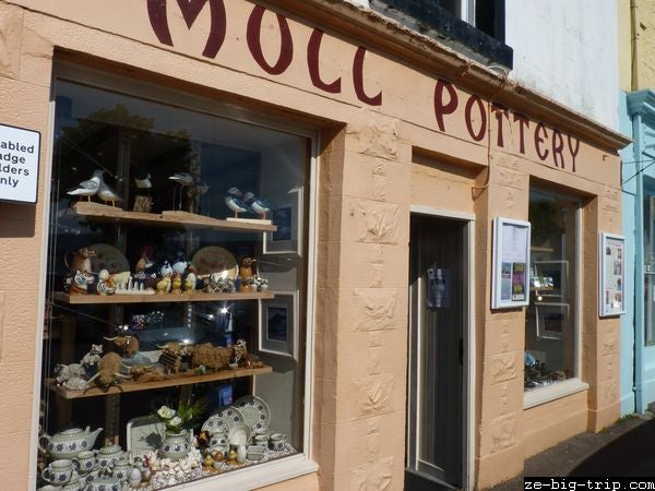 Mull Pottery
