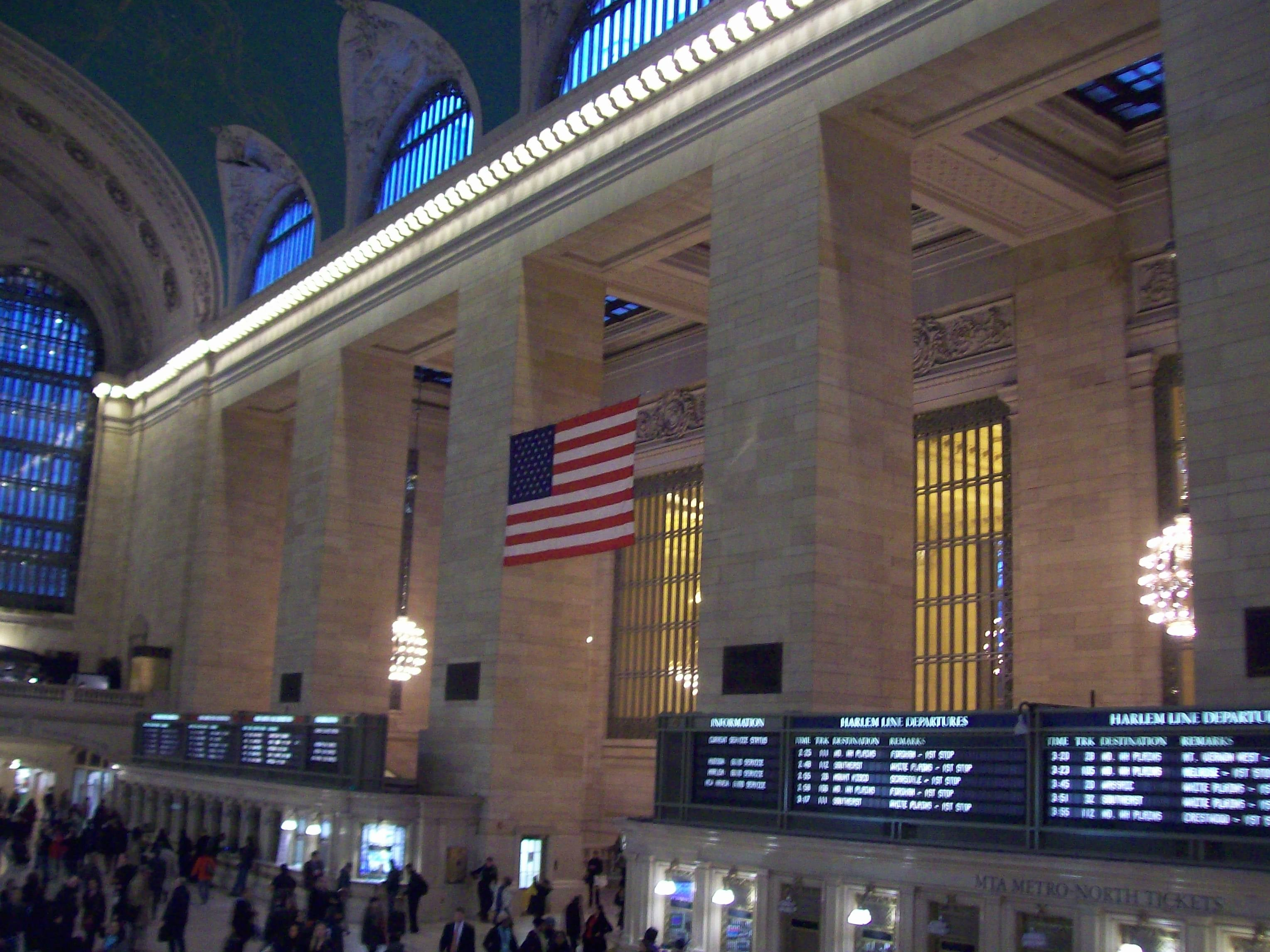 Centro de la ciudad en Grand Central Station