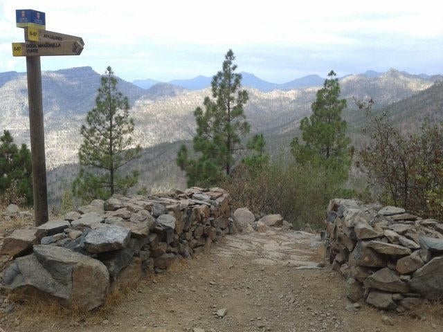 Mountain Bike in Transgrancanaria 2016 - 125 kms