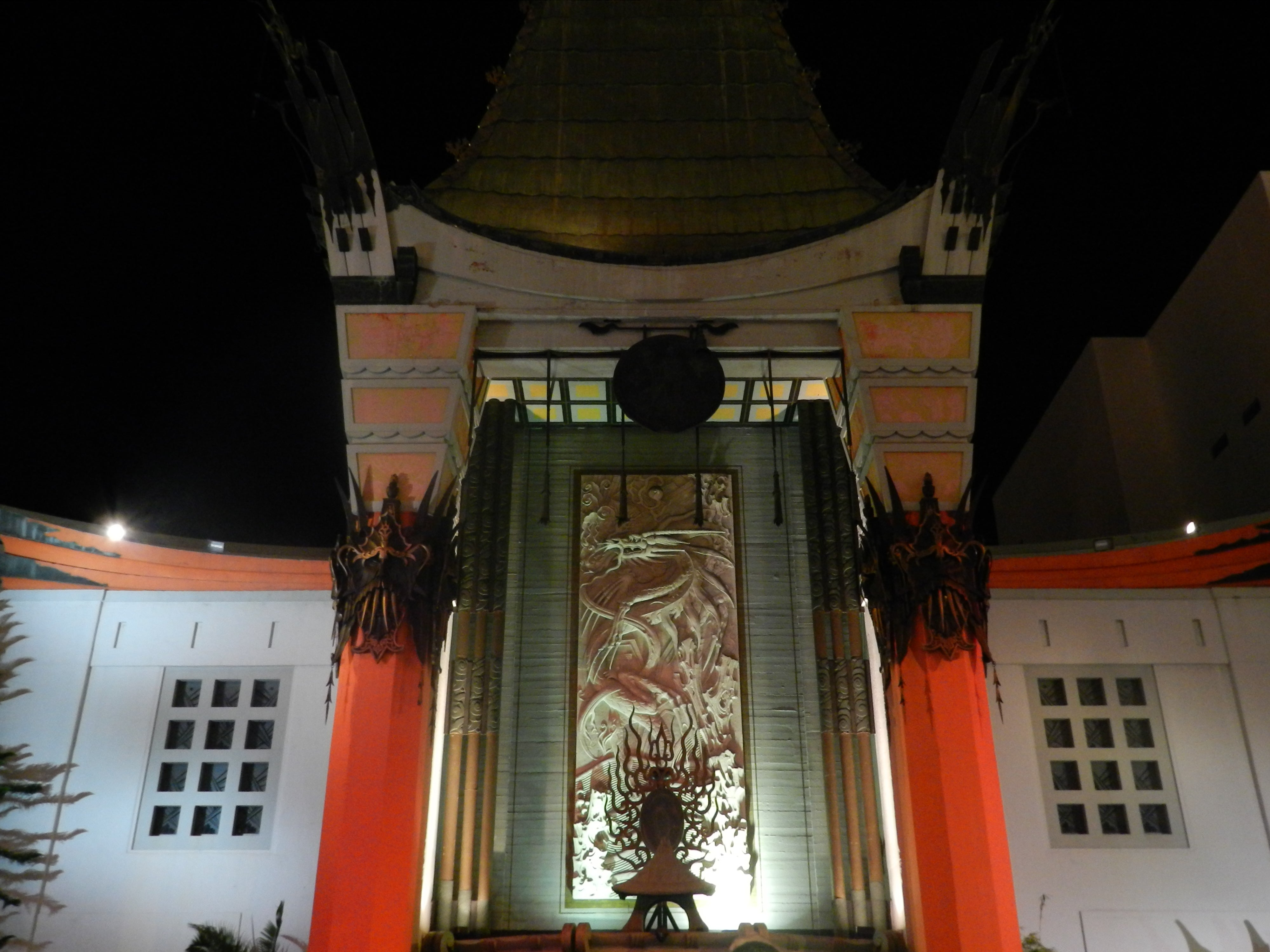 Turismo en Grauman's Chinese Theatre