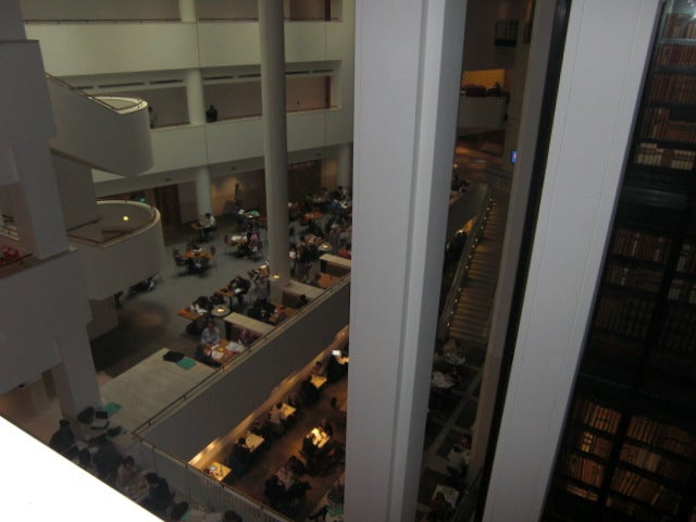 Máquina en British Library