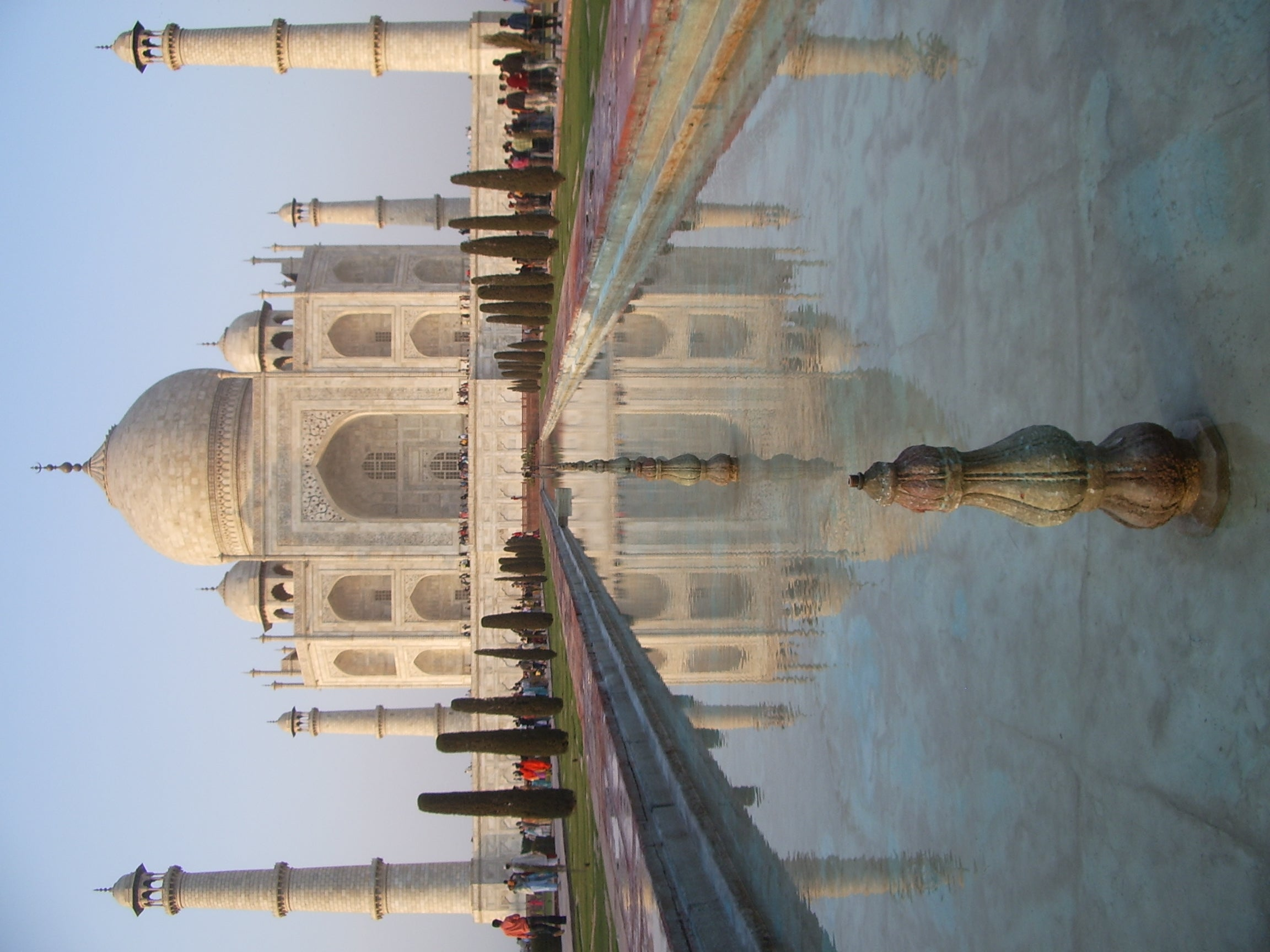 Turismo en Taj Mahal