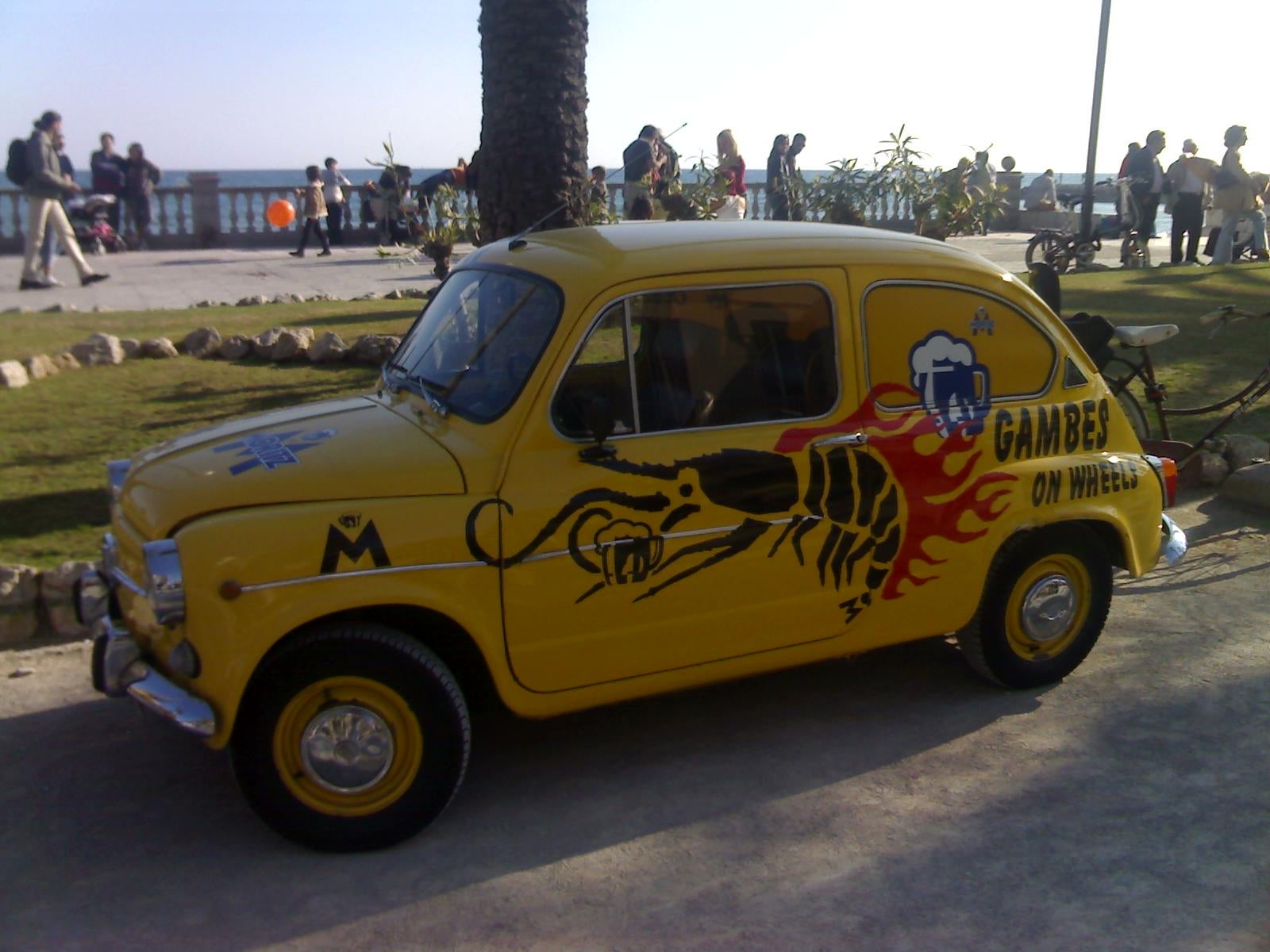Automobile in Sitges