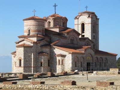 Complex of St Clement, Plaosnik