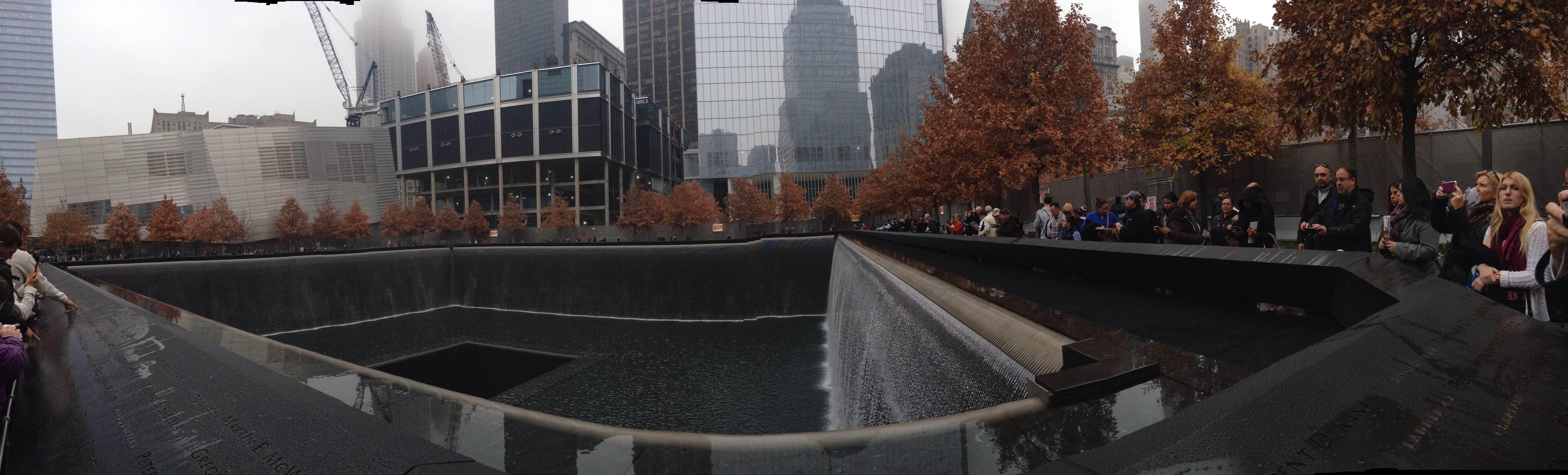 Plaza en World Trade Center Site