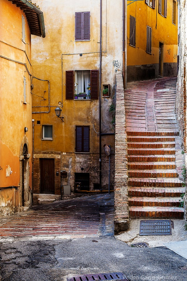 Streets of Perugia