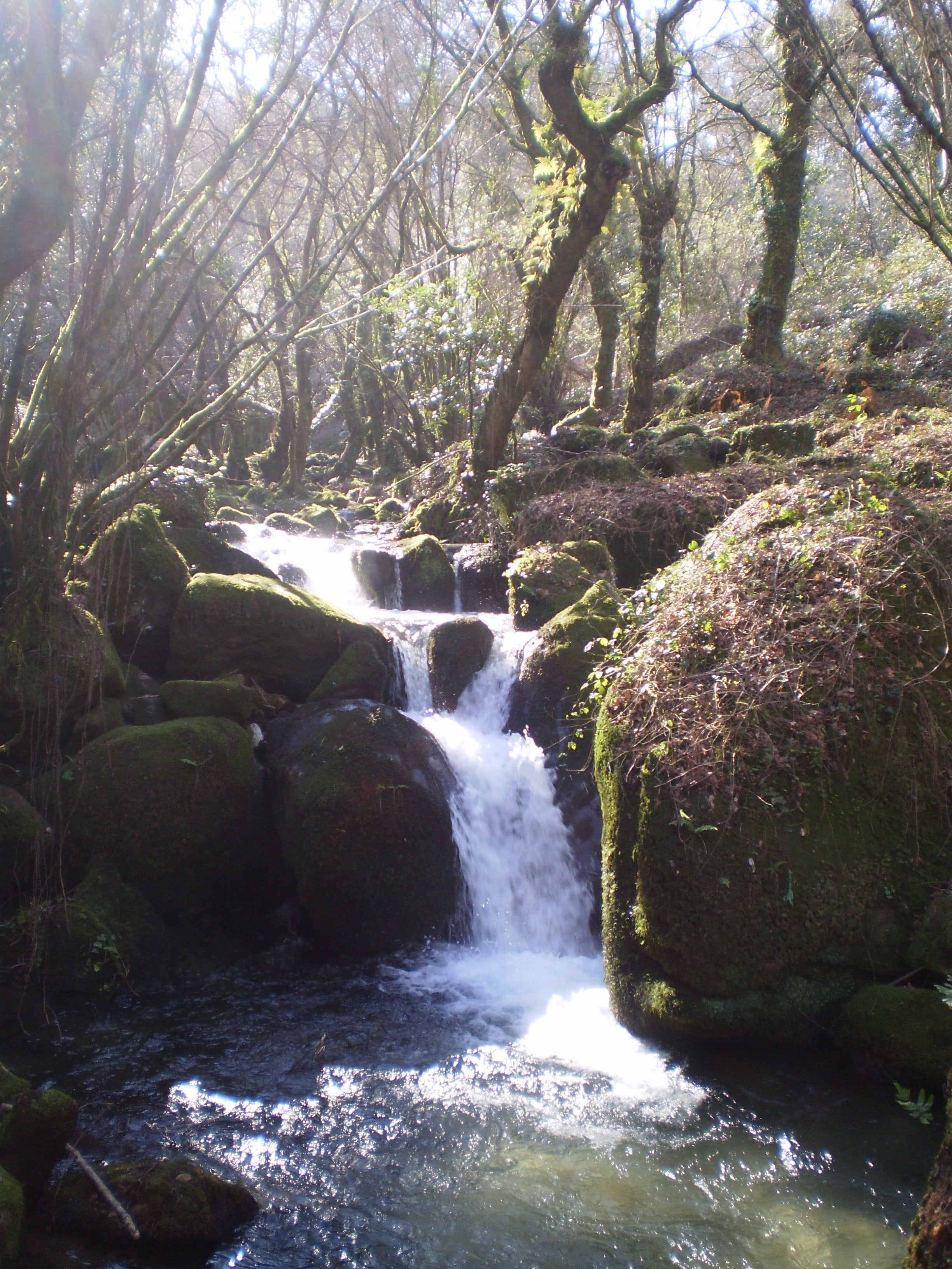 Route of the stone and the water - Rio Armenteira
